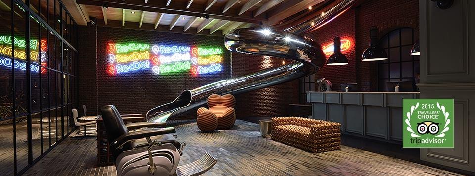 紅點文旅-最潮的文創旅店