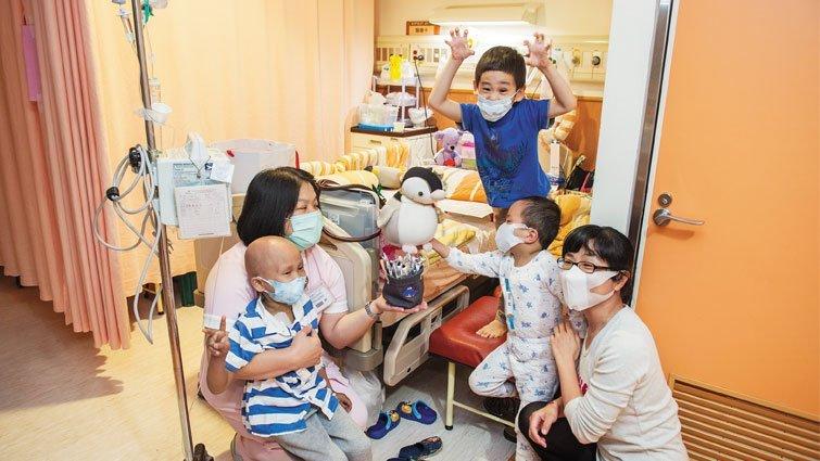 位居兒童癌症排行的『神經母細胞瘤』
