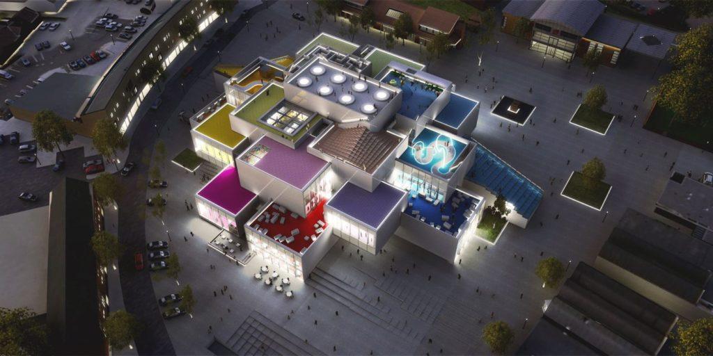 丹麥 LEGO House 開幕倒數中!